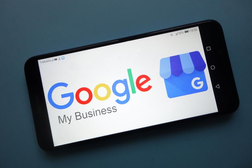 Google MY Business nanaimo